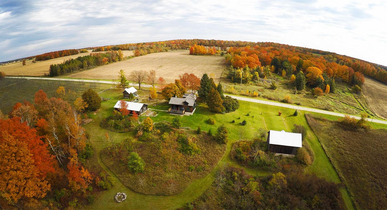 Door County Drone Photographers