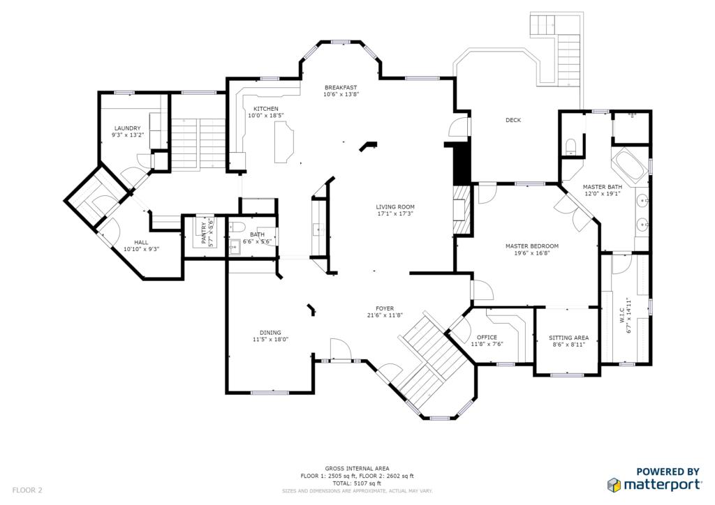 Country-Winds-Floor-Plan-1 schematic floor plan matterport
